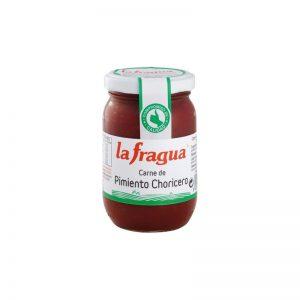 Carne de Pimiento Choricero 100% Natural, Calidad Extra
