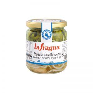 Especial para Revuelto (Gambas, frayulas y brotes de ajo), Calidad Extra