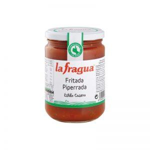 Fritada-Piperrada Artesana, Calidad Extra
