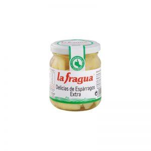 Delicias de Espárragos Blancos (yemas) 7 cm., Calidad Extra