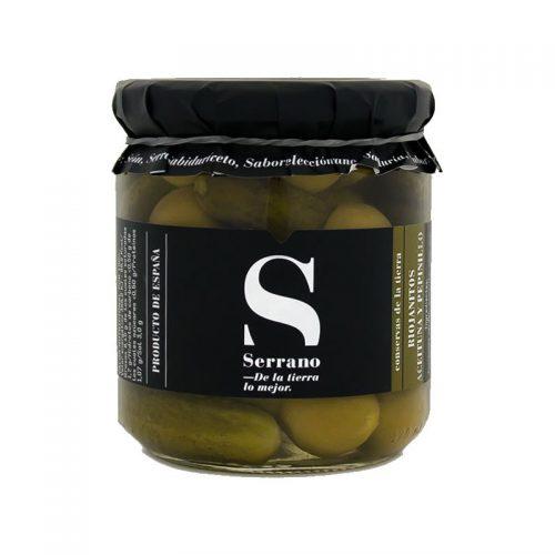 Riojanitos (Aceituna Gordal y Pepino Primera)