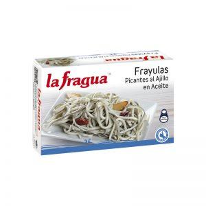 Frayulas Picantes al Ajillo en Aceite