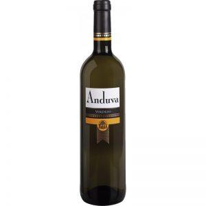 Vino Blanco Verdejo Anduva, D.O. Rueda