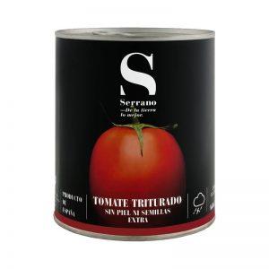 Tomate Triturado Natural, Calidad Extra