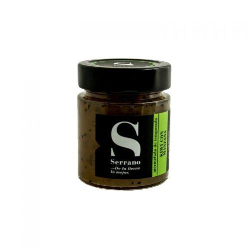 Mermelada de Kiwi con Manzana, Calidad Extra