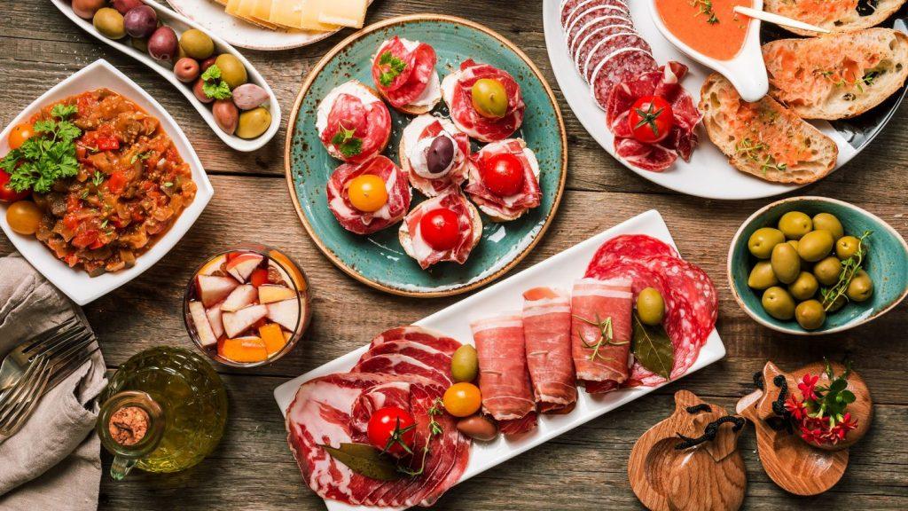 productos originarios de españa, Como tener una dieta saludable