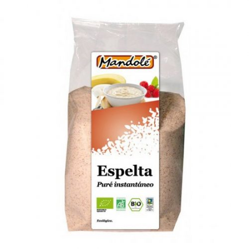 MANDOLE – PAPILLA ESPELTA INTEGRAL BIO 250g