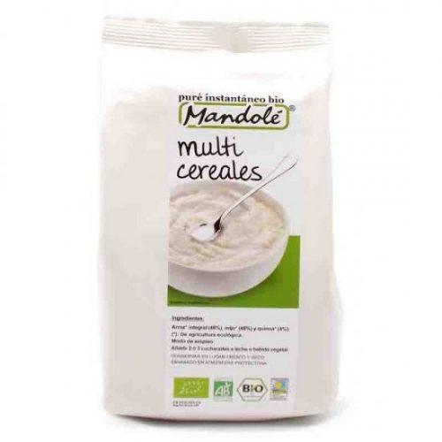 MANDOLE – PAPILLA MULTICEREALES BIO 250g