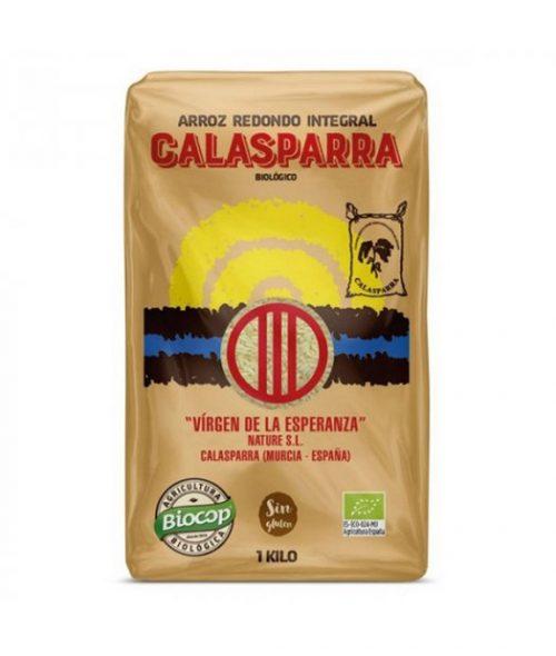 CALASPARRA – ARROZ INTEGRAL BIO 1Kg