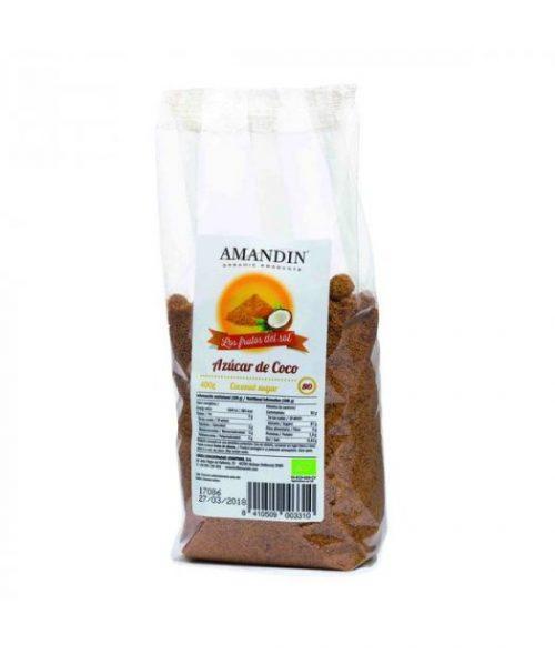AMANDIN – AZUCAR DE COCO BIO 400g