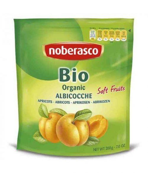 NOBERASCO – ALBARICOQUES BLANDOS SIN HUESO BIO 200g