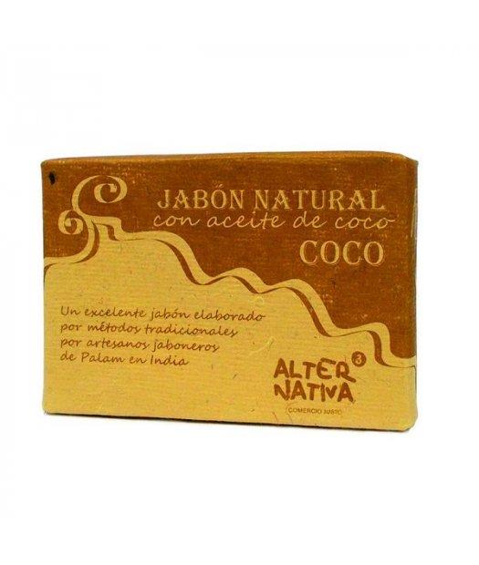 X ALTERNATIVA3 – JABON COCO (India) 100g